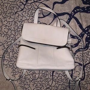 White Mossimo Bag ☁️
